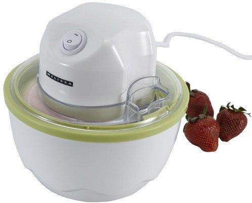 Kleine Eismaschine Melissa 16310120 'lemon' Eiscreme-Maschine
