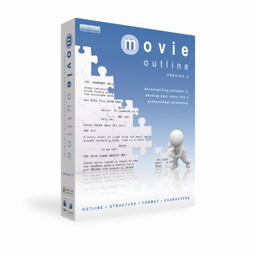 Movie Outline 3 (PC/Mac CD) Test