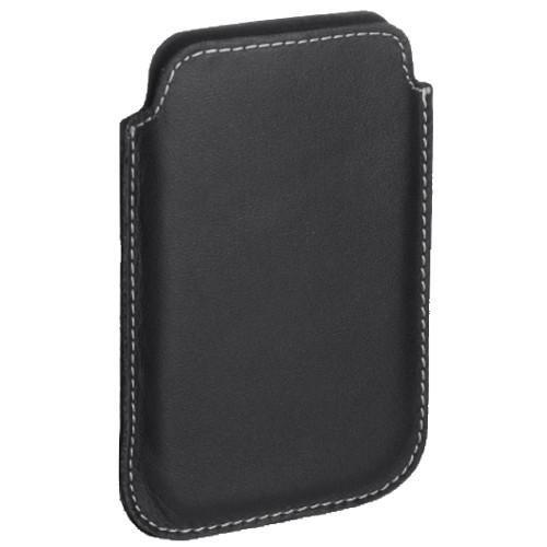 andyhandyshop Echt-Leder Handy-Tasche für Smartphone Allview E3 Living