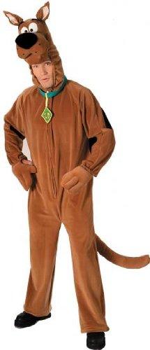 Herren Scooby Doo Kostüm - Offiziell Lizenzierte Verkleidung
