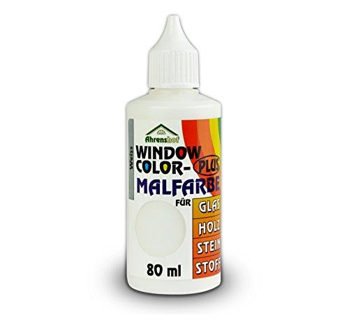 Window Colors Plus weiss 80 ml