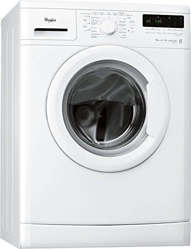Whirlpool AWO 7848 Waschmaschine FL/A+++ / 171 kWh/Jahr / 1400 UpM / 7 kg / 9900 L/Jahr /...