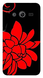 TrilMil Printed Designer Mobile Case Back Cover For SAMSUNG GALAXY CORE 2 SM-G355H