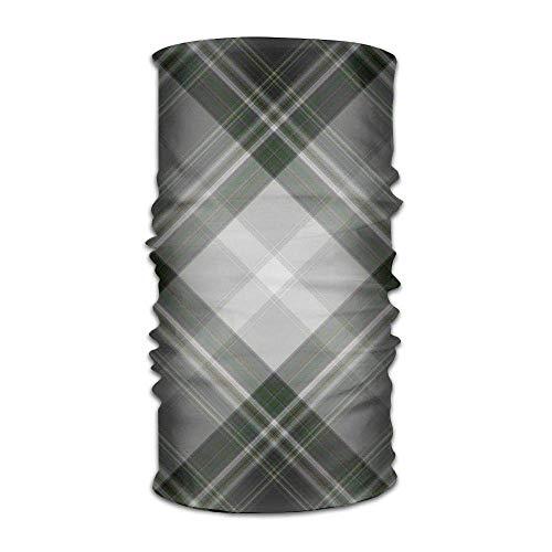 Bambus Wrap Top (Vidmkeo Buffalo Stripes Grüne und weiße Kopfbedeckungen Kappen Elastic Head Wrap Schal Haarband Hüte Outdoor1)