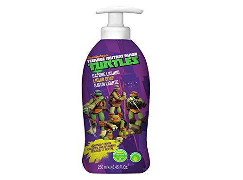 So. DI. Co. Ninja Turtles Bad und Shampoo 2in 1Gel, 250ml