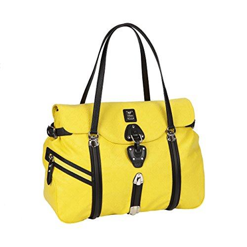 Shopper Grande PIERO GUIDI Lineabold Every Boy Donna - 11B533490 Giallo Limone
