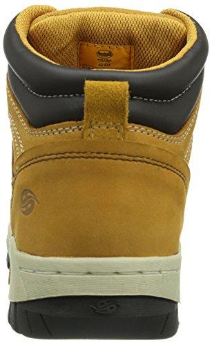Dockers by Gerli 331544-003093 Herren Hohe Sneakers Gelb (golden tan  093)