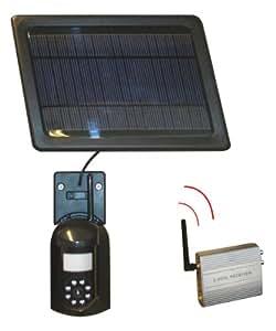 Caméra de surveillance sans fil solaire [Appareils électroniques]