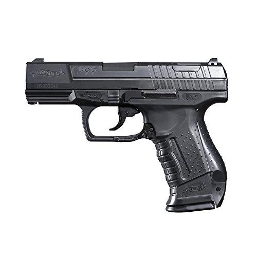 Umarex Soft-Air Walther P 99 mit Ersatzmagazin 0,5J, 25543 (Bb Billig Gun Airsoft)