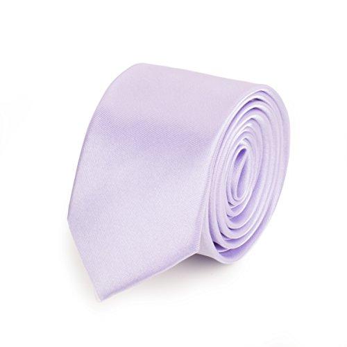 Vivente Vivo - Corbata - para hombre Lila 2 talla única