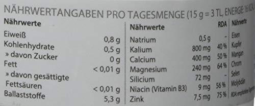 dr.reinwald VitalBASE mit Apfelpektin – Pflanzliches Basenpulver auf magenneutraler Citrat-Basis mit basischen Mineralien & Spurenelementen – Für eine gesunde Säure-Basen-Balance