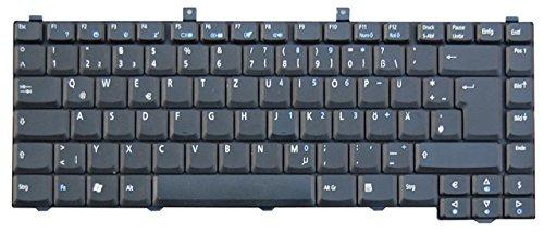 NExpert deutsche QWERTZ Tastatur für Acer Aspire 5100 5101 5102 5103 5104 5105 Series DE NEU