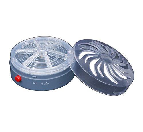 *PhoneStar Solar Mückenfalle elektrische Mosquitofalle 1,2V [chemiefrei]*