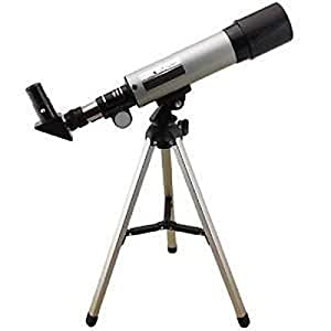 Flipco Telescope, Travel Scope, 90 X Refractor Telescope, Astronomy Telescope Tabletop Nature Exploration Gifts Toys for Kids, Adults Sky Star Gazing, Birds Watching