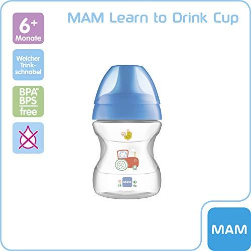 MAM Babyartikel 66641411 Vaso boquilla