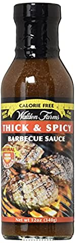 Walden Farms Thick and Spicy BBQ Sauce 355ml