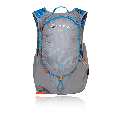 Montane Via Razor 15 Litre Backpack - AW17 Grey
