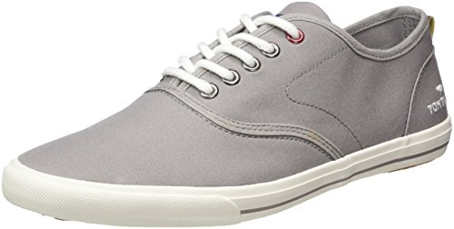 TOM TAILOR Herren 2789001 Low-Top, Grau (Grey), 42 EU