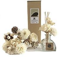 Exotic plawanature 12Set gemischt Sola Holz Blume mit Reed Diffusor für Home Duft Aroma Öl. preisvergleich bei billige-tabletten.eu