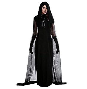 Disfraz de bruja - sacerdotisa