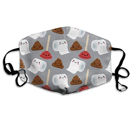 Mund Maske, Face Mask, Happy Campers Fashion Starfish Custom Mund Maske Anti-Dust Flu Warm Face Mask