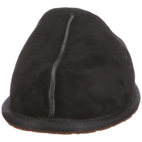 UGG M Scuff 5776 Herren Pantoffeln Schwarz (Black) b1uwLYBjSL