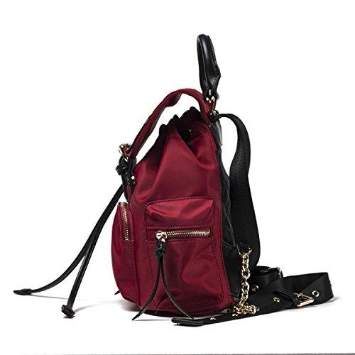 2017 Damen-Rucksack Beiläufige Daypack Für Frauen Schultasche Für Mädchen - Leichte Red