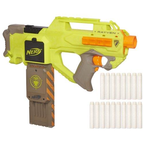 Preisvergleich Produktbild Nerf N-Strike Rayven Blaster