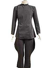 Star Wars Imperial Officer Gris Cosplay Costume Uniforme Taille europeenne