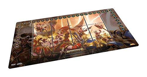 Warhammer Age of Sigmar: Champions Play-Mat Chaos vs. Order 64 x 35 cm Ultimate