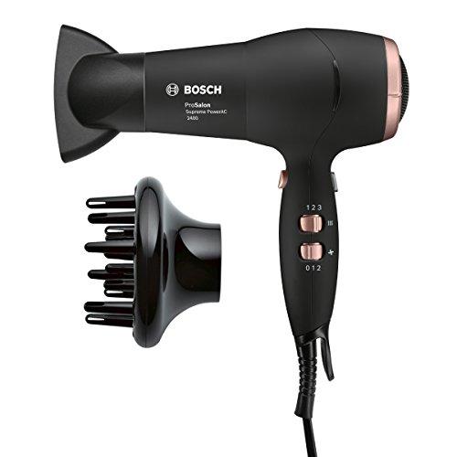 Bosch PHD9948 Profi-Haartrockner ProSalon Supreme PowerAC, schwarz / rosegold