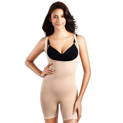 +MD Body Faja Reductora Mujer Abdomen cómodo Ligero
