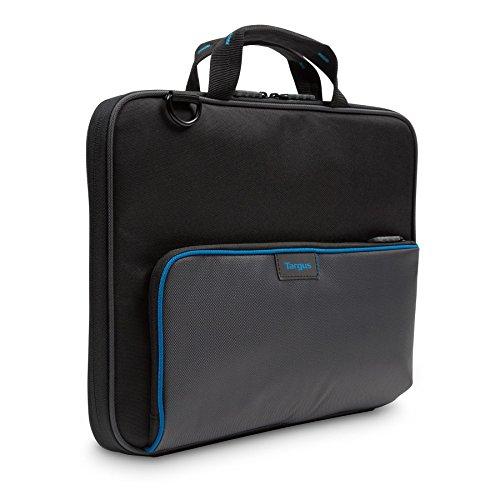 Targus Clamshell-Tasche für Notebook Work-In Education Dome Protection 11 - 6 Zoll, 35 cm, Schwarz und Grau