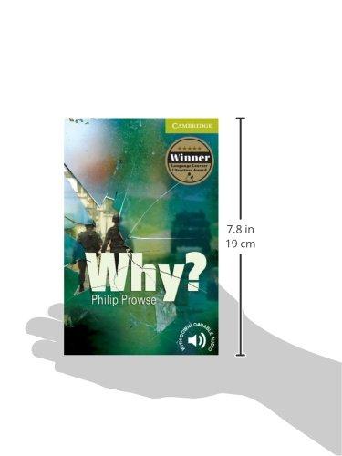 CER0: Why? Starter/Beginner Paperback (Cambridge English Readers)