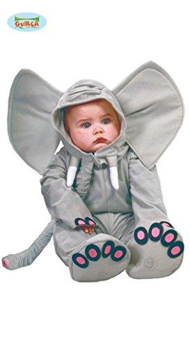 Imagen de elefante bebé disfraz  6 12 meses