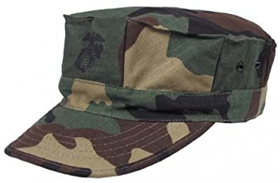 "US Cap ""USMC"" Rip Stop, mit Marine-Cop-Druck von bw-discount_de - Outdoor Shop"