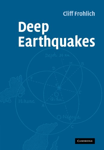 Deep Earthquakes Paperback