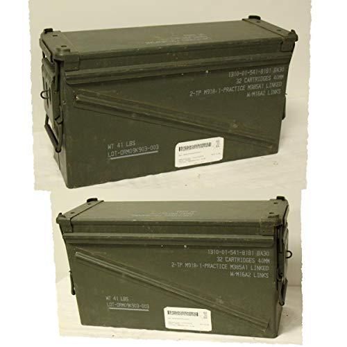 SK Bundeswehr Munitionskiste abschließbar gebr. (Gr. 5)