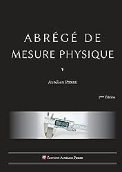 Abr g de Mesure Physique