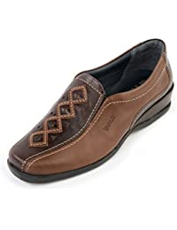 Suave , Chaussures de ville à lacets pour femme