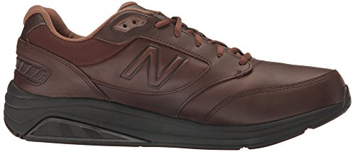 New Balance , Baskets mode pour homme Marron