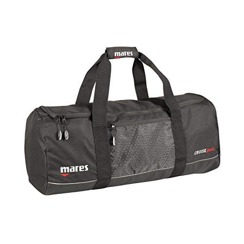 Mares Adultes Tapis Bag Cruise Piscine, Noir, BX, 415511