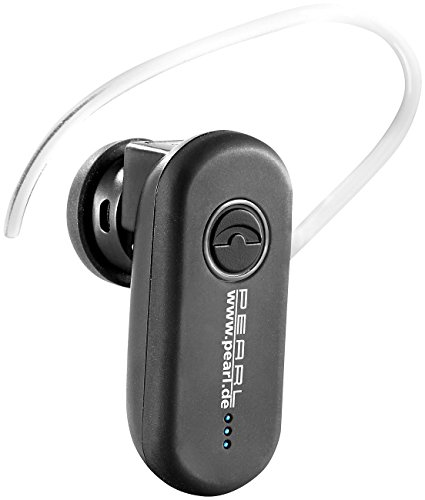 PEARL Headset Handy, Bluetooth: Universelles Freisprech-Headset XHS-300 mit Bluetooth 3.0 (Universal Headset, Bluetooth) -