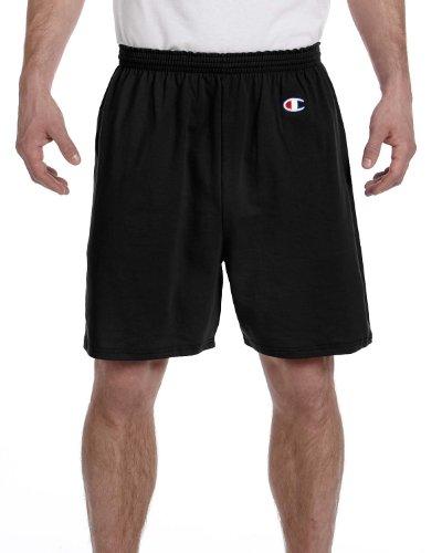 champion-mens-6-inch-black-cotton-jersey-shorts-x-large