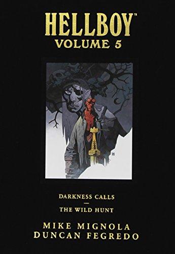 Hellboy Library Edition Volume 5