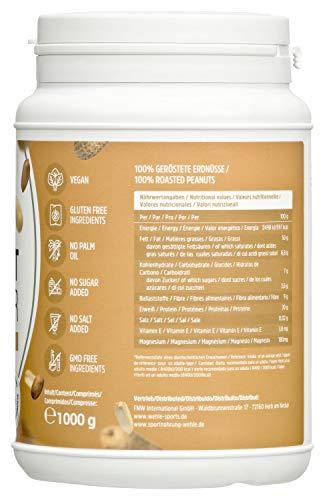 Wehle Sports Erdnussbutter ohne Zucker - 2