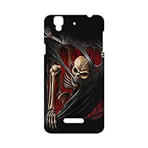 BLUEDIO Designer Printed Back case cover for Micromax Yu Yureka - G3662