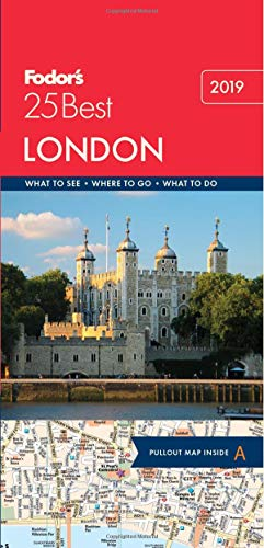 Fodor's London 25 Best (Fodors Londons 25 Best, Band 14)