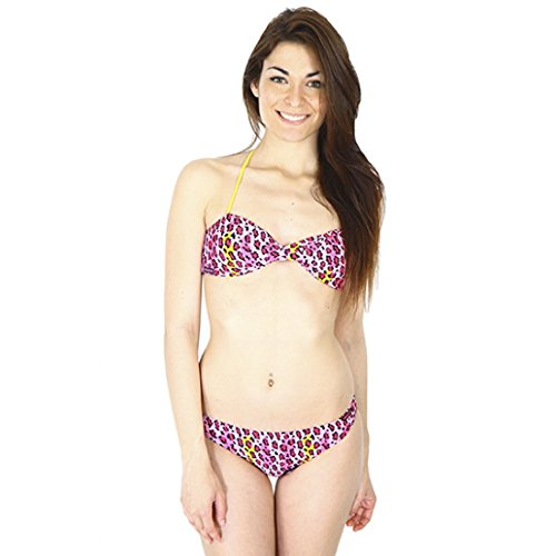 Freegun Damen Bikini-Set Rose