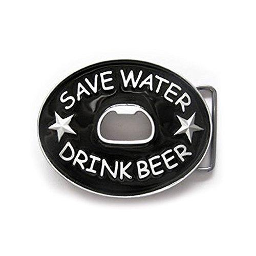eeddoor-guertelschnalle-save-water-drink-beer-flaschenoeffner-buckle-fuer-wechselguertel-fuer-damen-